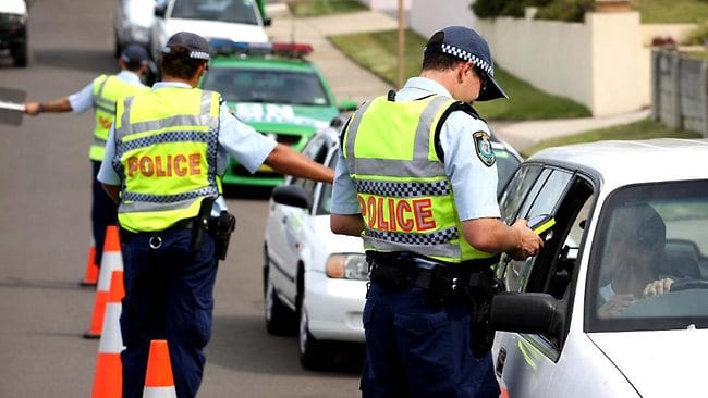 How to avoid a Random Breath Test