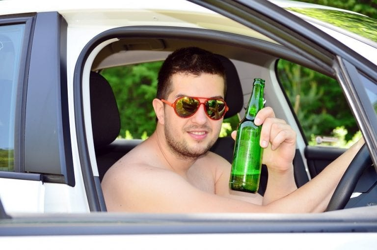 Can You Drink Alcohol While Driving