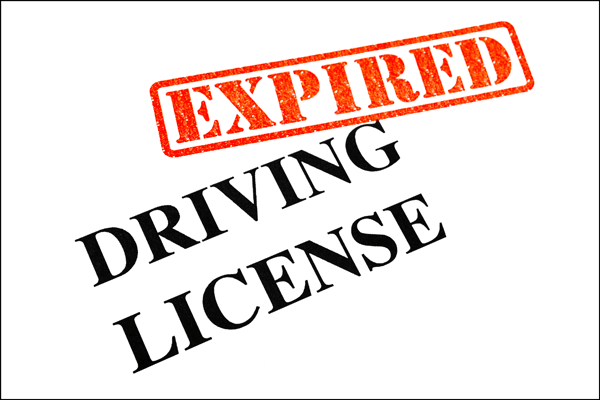 Unlicensed driving offences in Queensland