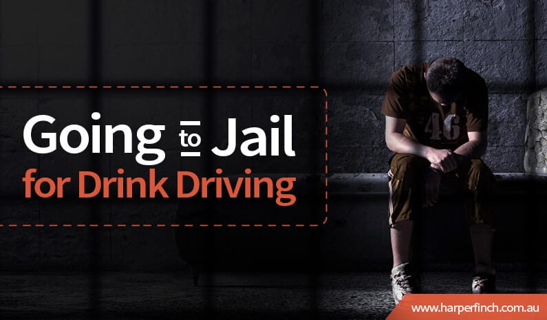 Going to jail for drink driving in Brisbane Queensland
