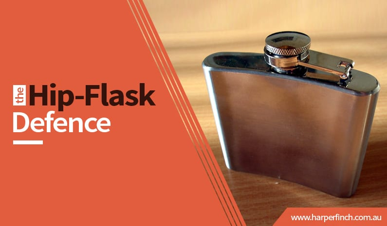 The Hip Flask Defence