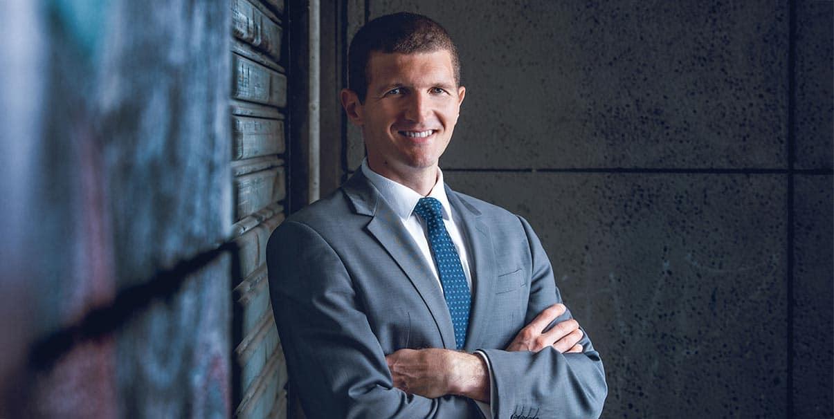 David Abrey - Lawyer