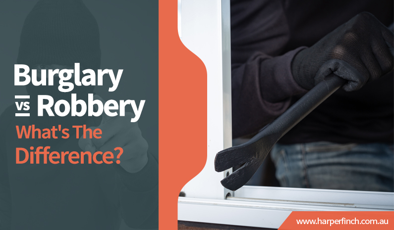 Burglary vs Robbery - What's the Difference?